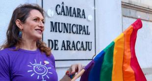 Linda Brasil fará 'mandata' voltada para educação e diz que governantes devem beneficiar toda a população e não apenas  os que dominam a economia