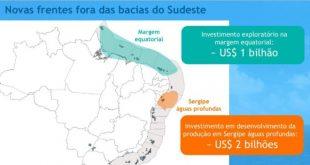 Petrobras anuncia investimento de US$ 2 bilhões em Sergipe