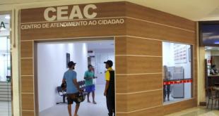 Ceac prestou mais de 416 mil atendimentos ao cidadão em 2020