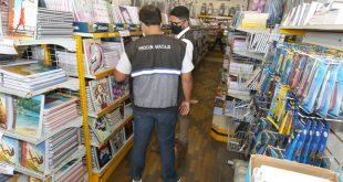 Procon divulga pesquisa para auxiliar consumidores na compra do material escolar