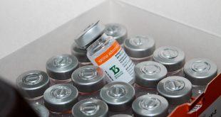 Sergipe recebe mais  8.800 doses da CoronaVac