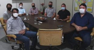 Governo articula implantação de indústria metalúrgica em Socorro; Unidade sergipana deve gerar cerca de 100 empregos diretos