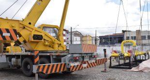 Sergas transfere estações de medição de Gás Natural Canalizado para base construída junto à antiga Fafen/SE