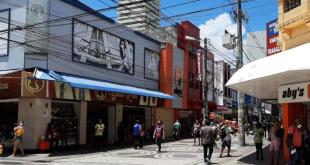 Vendas do comércio sergipano tiveram crescimento de 2,1%, em fevereiro