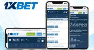 1xBet app Portugal permite a sua instalação em qualquer parte do mundo