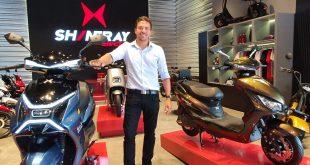 Shineray vai abrir loja-conceito em Aracaju para incrementar as vendas
