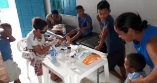 Instituto Joana de Angelis: Mãos na massa, para ajudar a quem precisa