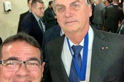 Presidente da Acese participa de reunião com Bolsonaro