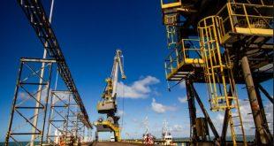 VLI renova acordo para embarque de concentrado de cobre no Sergipe