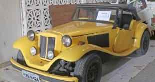Seplog coloca bens inservíveis para leilão, entre eles um Lafer 1978 avaliado em R$ 45 mil