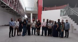 Câmara de Promotores de Feiras e Eventos de Negócios faz visita técnica ao Centro de Convenções AM Malls