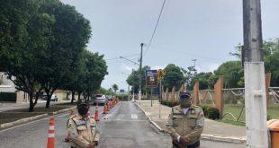 Avenida Beira Mar terá trânsito temporariamente bloqueado neste domingo, 19