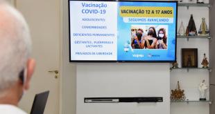 Prefeitura de Aracaju vacinará adolescentes com comorbidades a partir desse sábado, 4