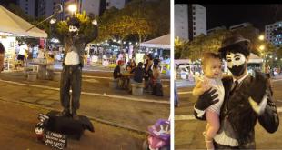 As artes na rua