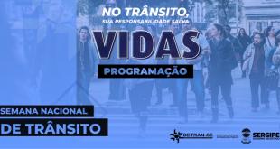 Abertura Semana Nacional de Trânsito 2021 em SE