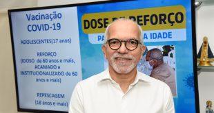 Covid-19: Aracaju inicia, amanhã, vacinação de adolescentes de 17 anossem comorbidades
