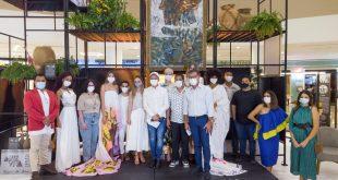 Senac prestigia desfile do Circuito de Moda Arte Viva