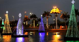 Energisa e Prefeitura lançam Natal Iluminado no Parque da Sementeira
