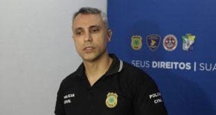 Morre o delegado Marcelo Hercos; ele estava internado no São Lucas após ter sido baleado
