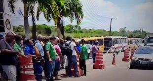 Paralisação do transporte coletivo: Setransp afirma que negociações prosseguem